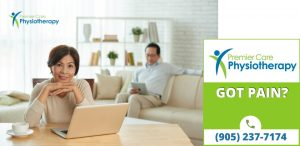 Telerehab Physiotherapy Services | Call 905-237-7174