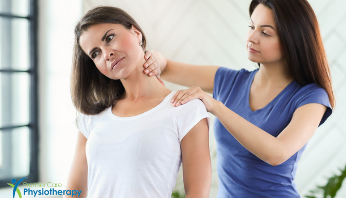 physio for shoulder injury
