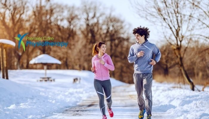 Winter Slips and Injuries